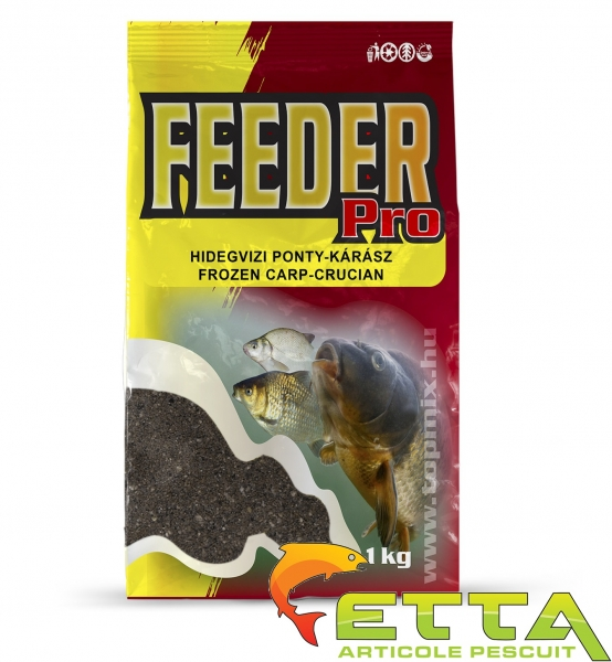 Top Mix Nada Feeder Pro 1Kg - Crap Caras 2