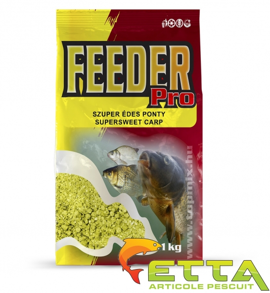 Top Mix Nada Feeder Pro 1Kg - Crap Caras 0