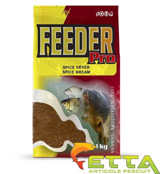 Top Mix Nada Feeder Pro 1Kg - Crap Caras 4