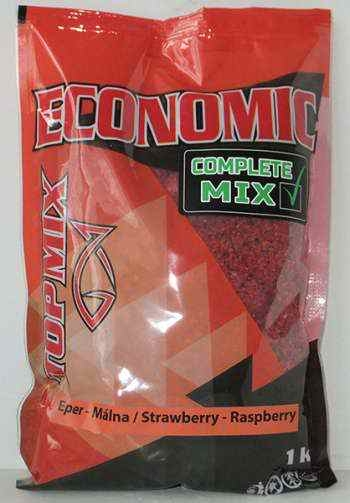 Top Mix Nada Ready Economic 1Kg - Capsuna Zmeura 0