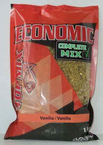 Top Mix Nada Ready Economic 1Kg - Capsuna Zmeura 4
