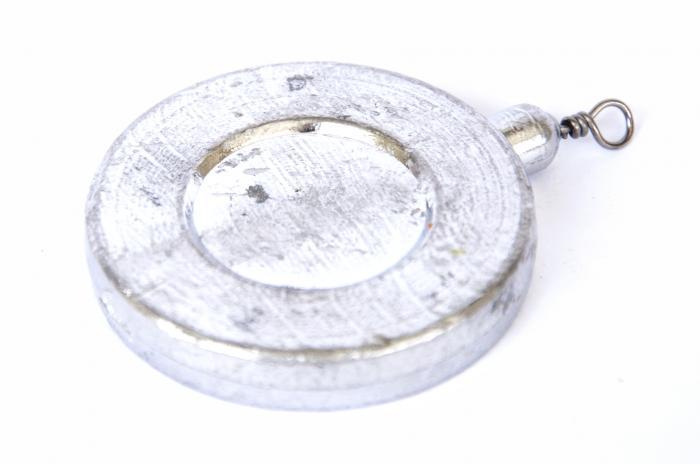 Plumb rotund plat 150g 0