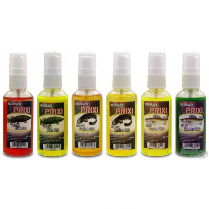 Haldorado PRIXI-aroma spray rapitori - Salau WR1 6