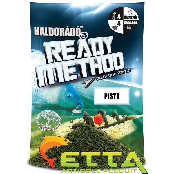 Haldorado Ready Method Winter 0.8kg 1