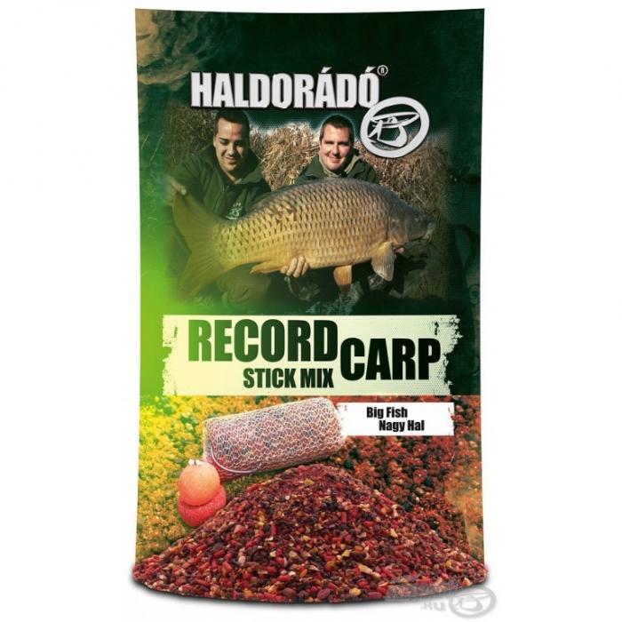 Haldorado Record Carp Stick Mix - Big Fish 0