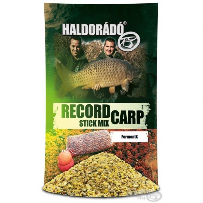 Haldorado Record Carp Stick Mix - Black Squid 0.8Kg [5]