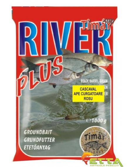 Timar Ape Curgatoare (River Plus) Rosu 1Kg 0