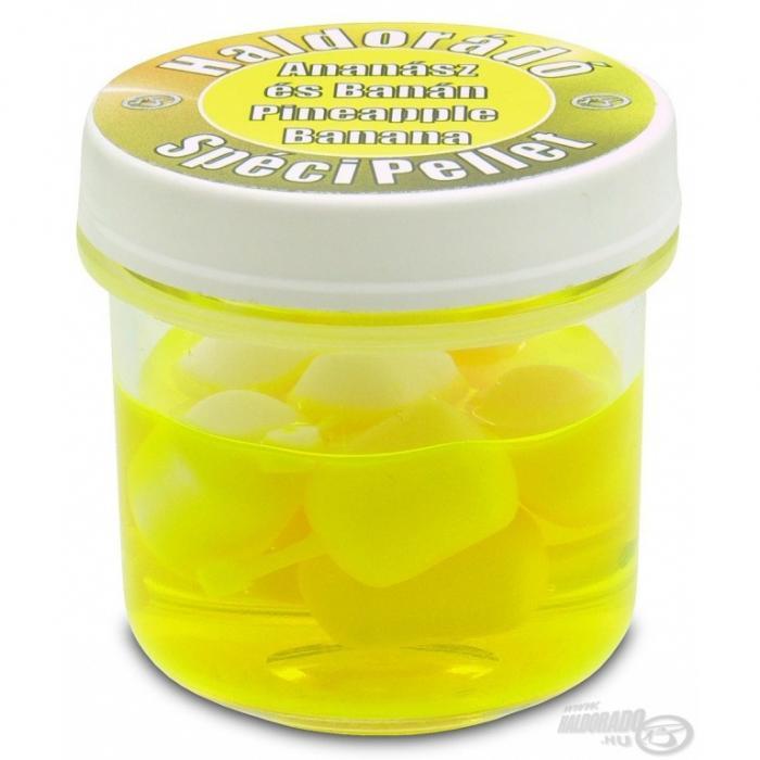 Haldorado SpeciPellet - Ananas & Banana 8boabe/cutie 2