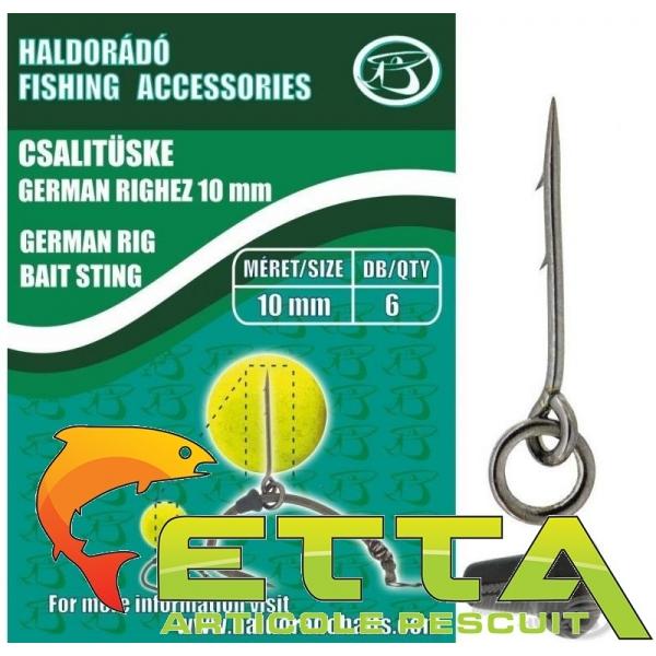 Haldorado Tepuse momeala - Bait Sting - German Rig 10mm 0