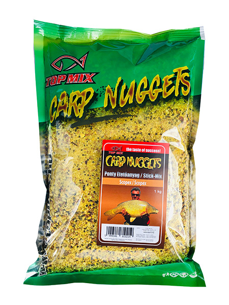 Top Mix Carp Nuggets - Scopex 1Kg 1