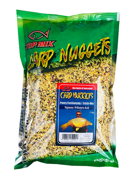 Top Mix Carp Nuggets - Scopex 1Kg 0