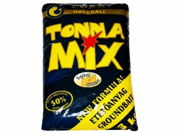 Cukk Tonna Mix - Miere 3kg 0