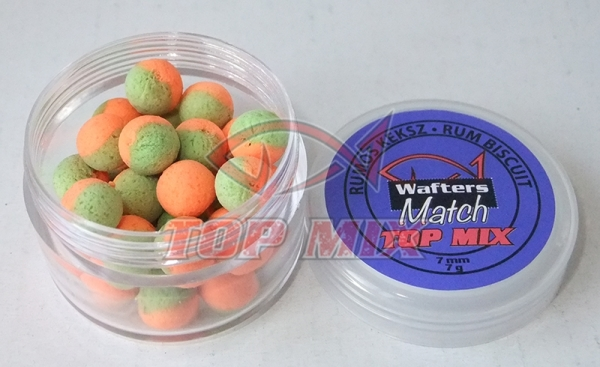 Top Mix Wafters Match 7mm - Ananas 4
