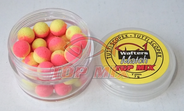 Top Mix Wafters Match 7mm - Ananas 5