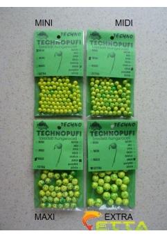 Technomagic Technopufi Natur (alb) mini28