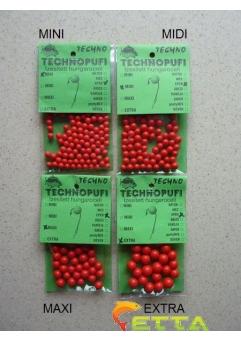 Technomagic Technopufi Natur (alb) mini37