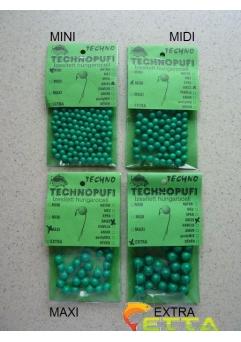 Technomagic Technopufi Natur (alb) mini33