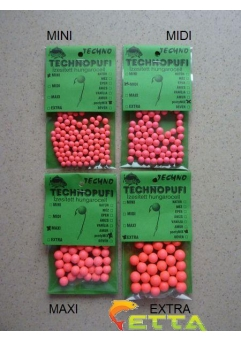 Technomagic Technopufi Natur (alb) mini44
