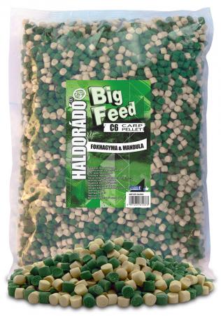Haldorado Big Feed - C6 Pellet - Capsuna & Ananas 2.5kg, 6 mm2
