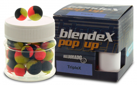 Haldorado Blendex Pop Up Big Carps 12, 14mm - Squid+Octopus - 20g1