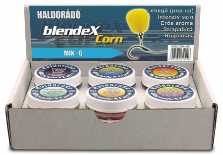 Haldorado BlendexCorn - Squid + Octopus 10boabe/cutie [0]
