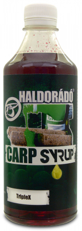 Haldorado Carp Syrup - Black Squid 500ml2