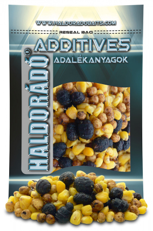 Haldorado Mix de Alune Tigrate fierte - Natur 0.8kg1