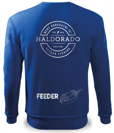 """Haldorado Feeder Team Pulover Essential """"S""""6"""