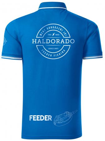 """Haldorado Feeder Team Tricou polo cu guler Perfection """"S""""14"""