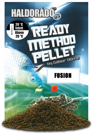 Haldorado Ready Method Pellet - Winter 0.4kg, 2-3 mm [2]