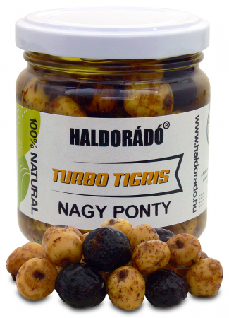 Haldorado Tigru Turbo - Natur 130g0