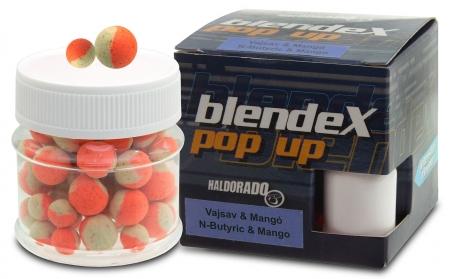 Haldorado Blendex Pop Up Method 8, 10mm - Squid+Octopus - 20g [2]