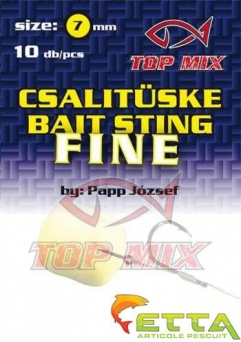 Top Mix 878 Tepuse momeala Fine -Bait Sting- 7mm 10buc/plic [1]