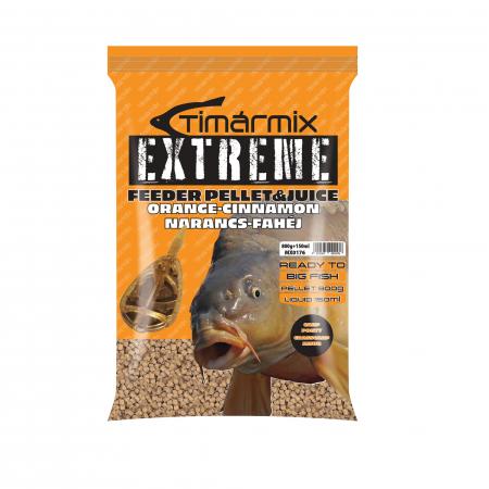 Timar Extreme Pellet&Juice - Sweetcorn 800g+150ml0