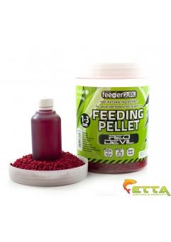 Timar Feeding Pellet - Green Betain(peste+scoica) 500g+100ml0
