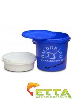 Haldorado Galeata pt momeala cu tavita 16 litri1