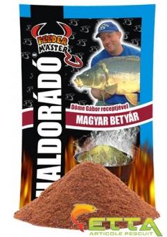 Haldorado Pelete Negre 1Kg7