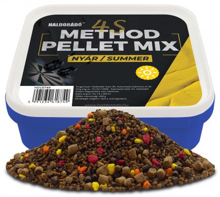 Haldorado 4S Method Pellet Mix 400g2