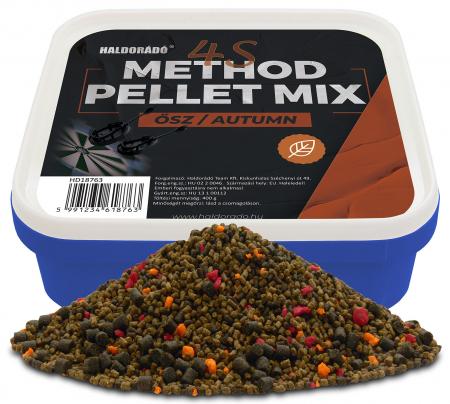 Haldorado 4S Method Pellet Mix 400g1