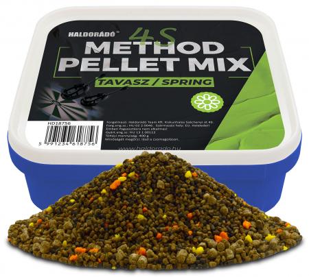 Haldorado 4S Method Pellet Mix 400g0
