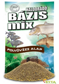 Haldorado Bazis Mix - Seminte prajite 2,5Kg [1]