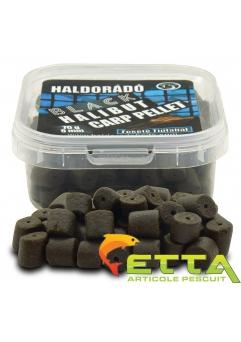 Haldorado Black Halibut Carp Pellet - Demonul Rosu 70g0