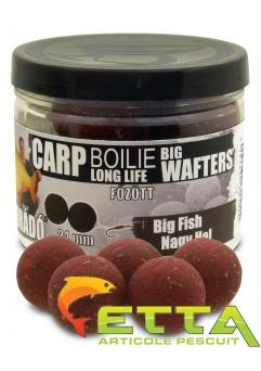 Haldorado Carp Boilie Big Wafters - Sweet Pineapple - 70g/24mm0