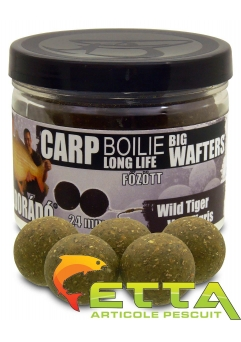 Haldorado Carp Boilie Big Wafters - Sweet Pineapple - 70g/24mm6