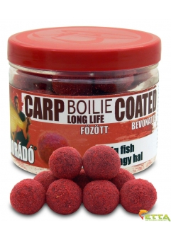Haldorado Carp Boilie Long Life Coated - Sweet Pineapple 70g/18mm0