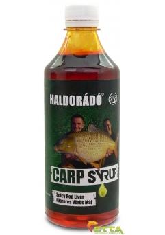 Haldorado Carp Syrup - Black Squid 500ml5