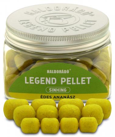 Haldorado Legend Pellet Sinking - Ananas Dulce 8, 12, 16mm 70g [4]