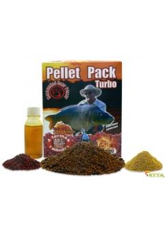 Haldorado Pellet Pack Turbo - Ananas Dulce 1.1Kg2