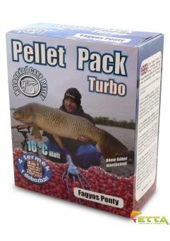 Haldorado Pellet Pack Turbo - Ananas Dulce 1.1Kg1