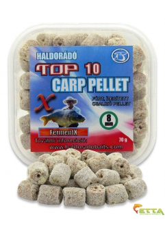 Haldorado Top 10 Carp Pellet - Pelete Negre 70g3